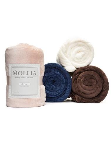 Mollia Soft Touch Diz Üstü Battaniye Pembe